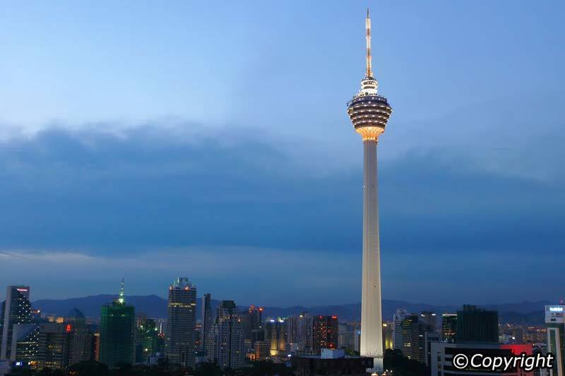 Atmosphere360 Revolving Restaurant Kl Tower